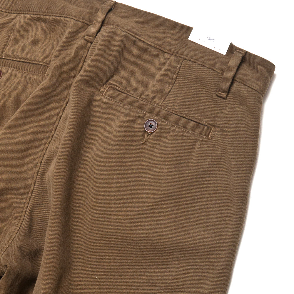 Levi's Made & Crafted Chino Pant Kangaroo at shoplostfound, detail