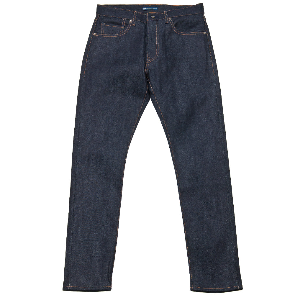 Levi's Made & Crafted Rigid Taper Denim Jeans at shoplostfound, front