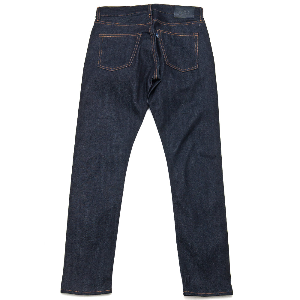 Levi's Made & Crafted Rigid Taper Denim Jeans at shoplostfound, back