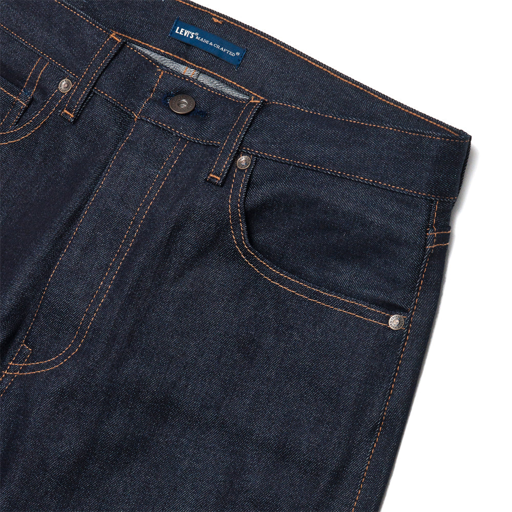 Levi's Made & Crafted Rigid Taper Denim Jeans at shoplostfound, pocket