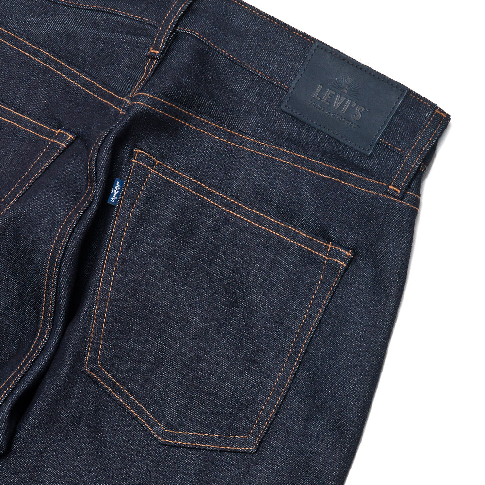 Levi's Made & Crafted Rigid Taper Denim Jeans at shoplostfound, detail