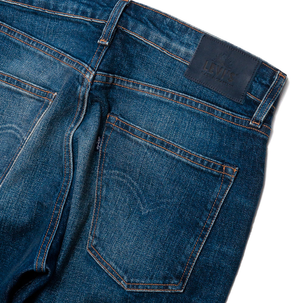 Levi 39 s made crafted studio taper chiba denim jeans for Levi s made and crafted