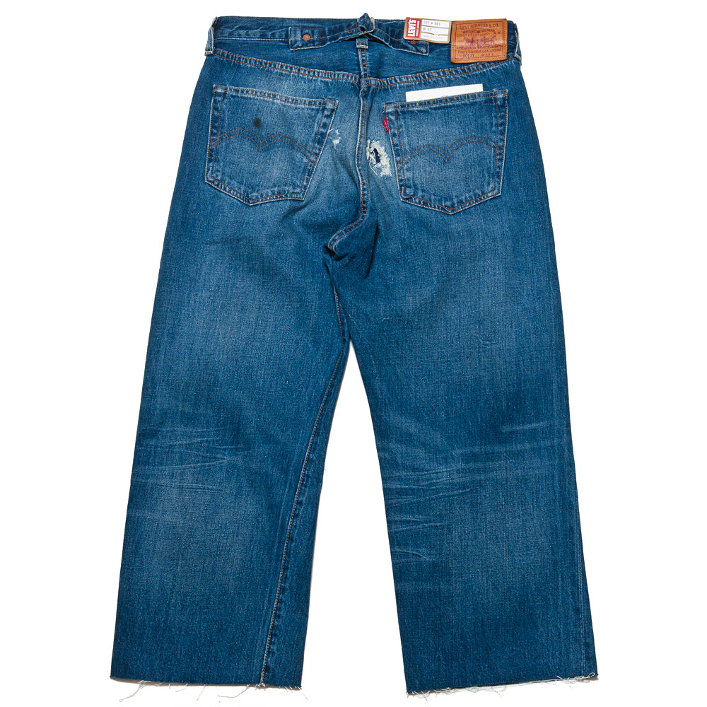 Levi's Vintage Clothing 1937 501® Jeans Velzy at shoplostfound, back
