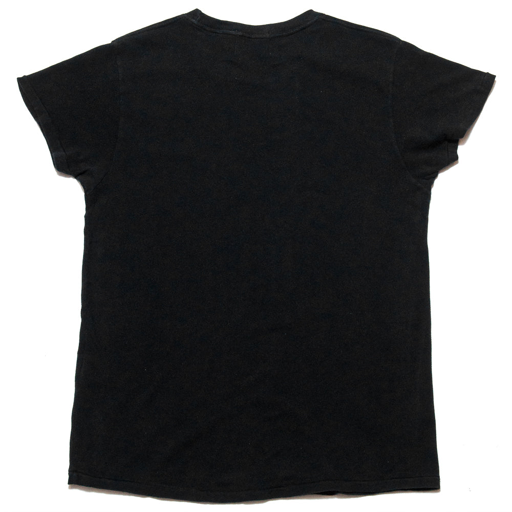 Levi's Vintage Clothing 1950's Sportswear Tee Black at shoplostfound, back