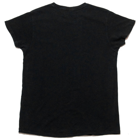Levi's Vintage Clothing 1950's Sportswear Tee Black at shoplostfound, front