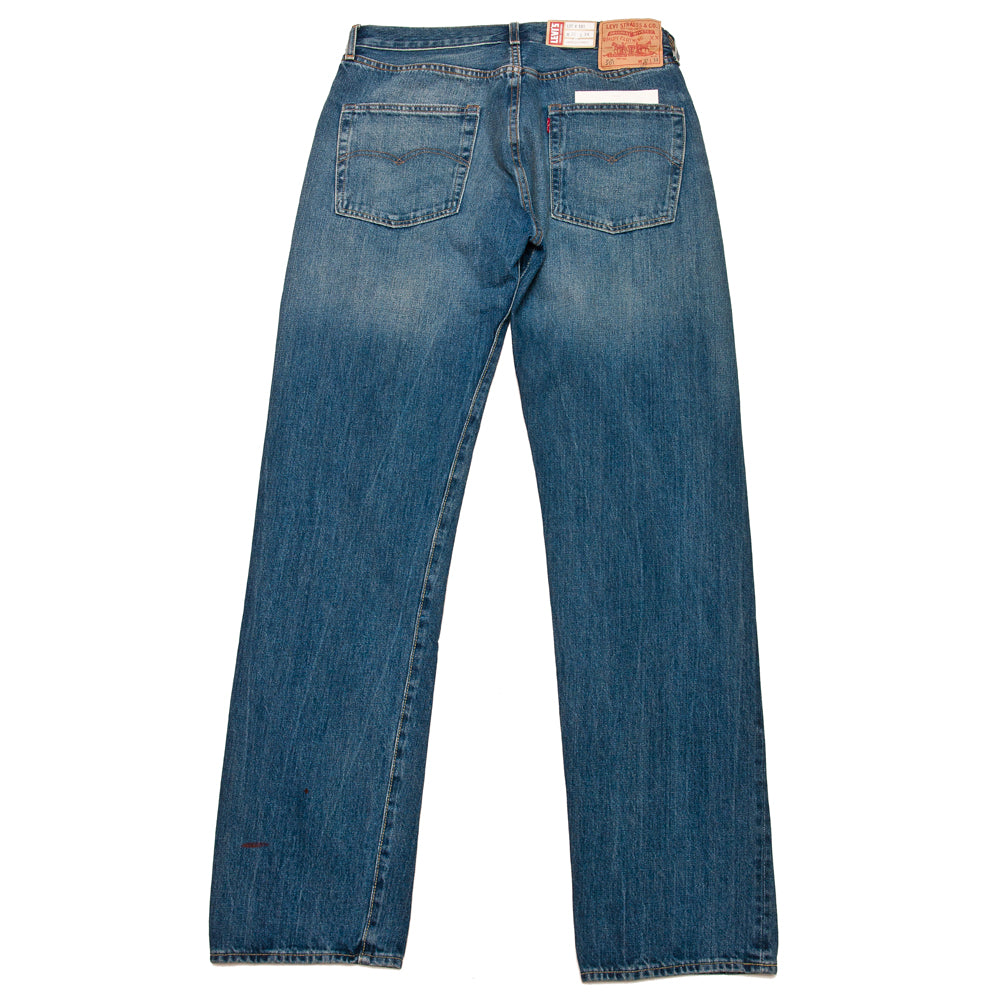 Levi's Vintage Clothing 1966 501 Jeans Ramblin' Man at shoplostfound, back