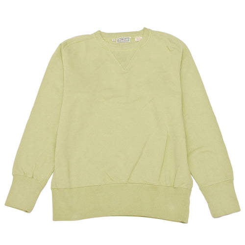 Levi's Vintage Clothing Bay Meadows Sweatshirt Apple Green shoplostfound 1