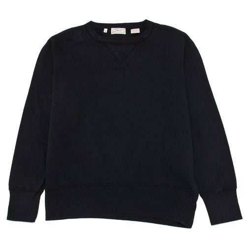 Levi's Vintage Clothing Bay Meadows Sweatshirt Black shoplostfound 1