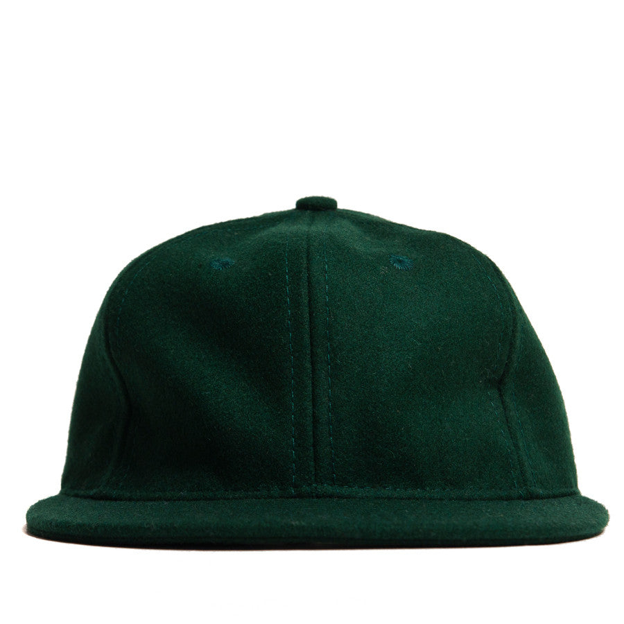 e8a992ca9a9 lost-and-found-ebbets-fields-flannels-forest-green -wool-6-panel-with-black-leather-strap-1.JPG v 1479231949