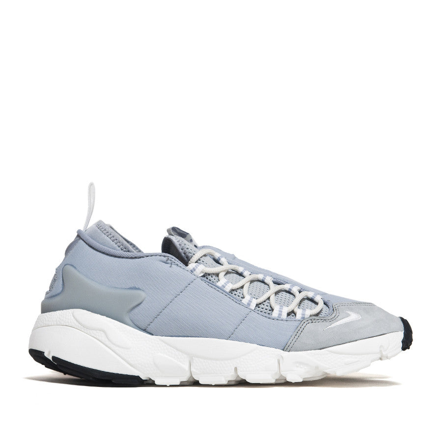 Nike Air Footscape NM Wolf Grey at shoplostfound in Toronto, profile