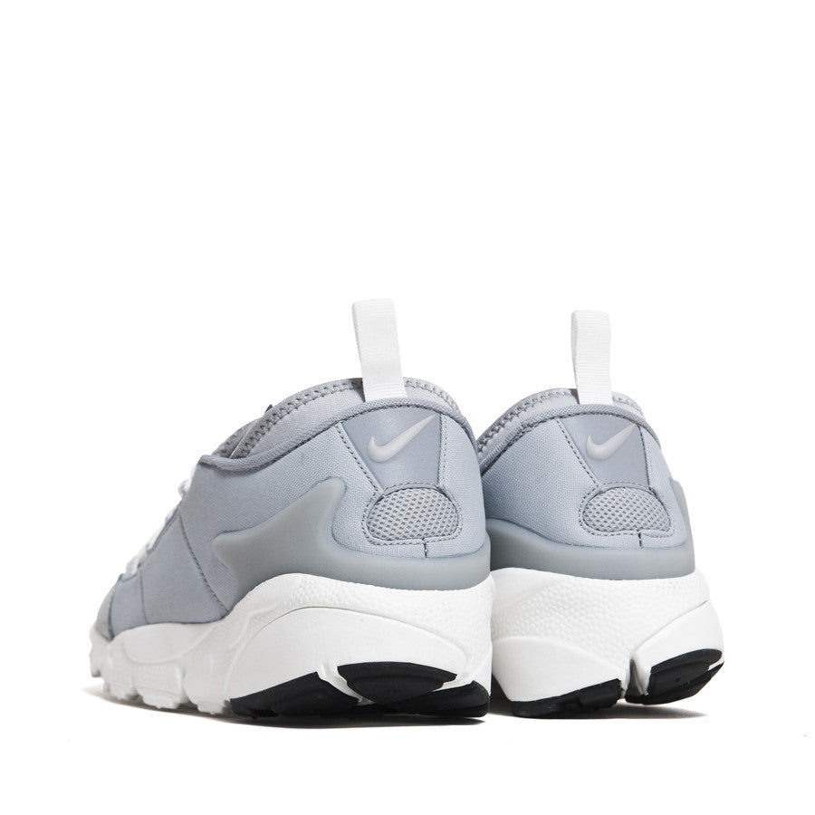 Nike Air Footscape NM Wolf Grey at shoplostfound in Toronto, back