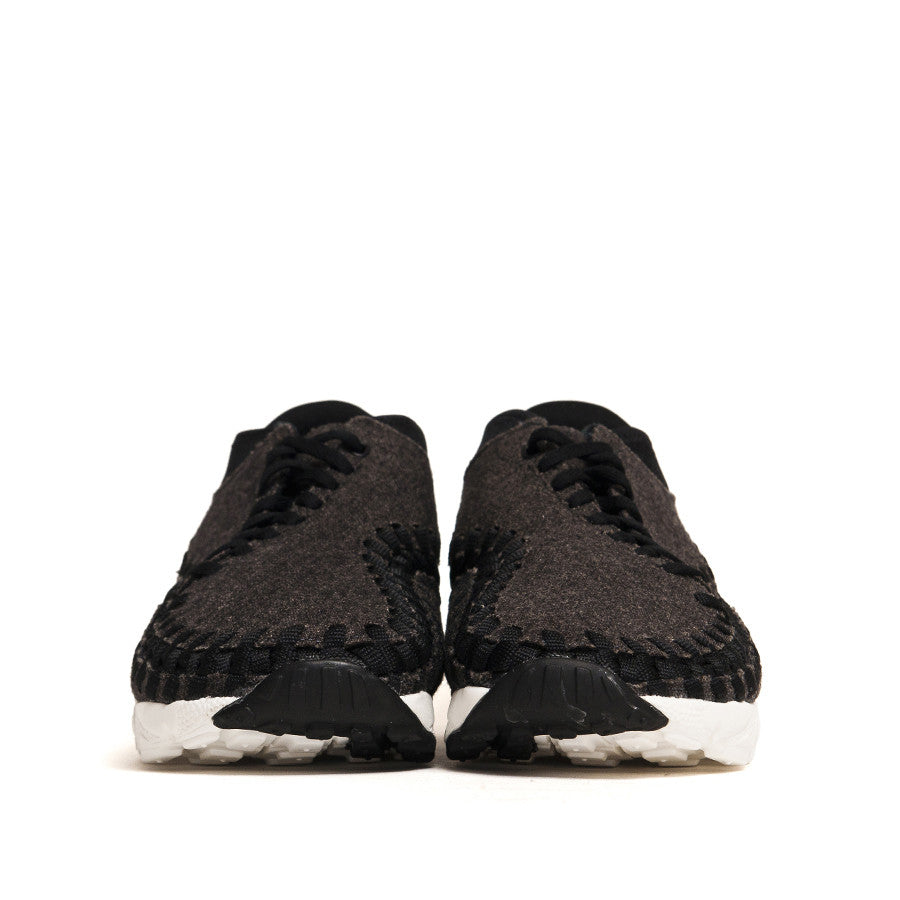 Nike Air Footscape Woven Chukka SE Blk/Blk 857874-001 at shoplostfound in Toronto, front