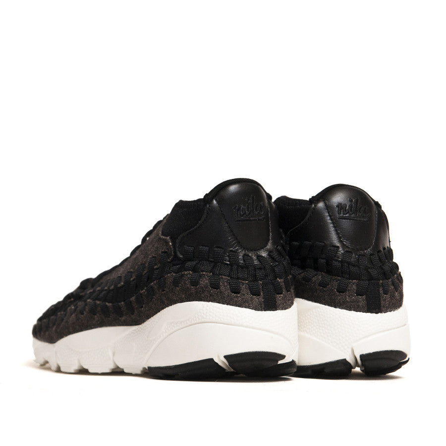 Nike Air Footscape Woven Chukka SE Blk/Blk 857874-001 at shoplostfound in Toronto, back