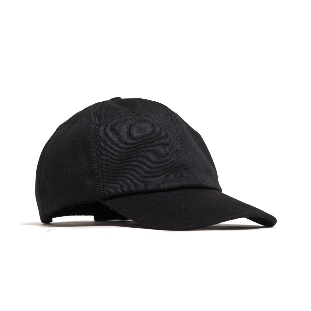 Lost & Found Canvas Baseball Hat Black at shoplostfound, 45
