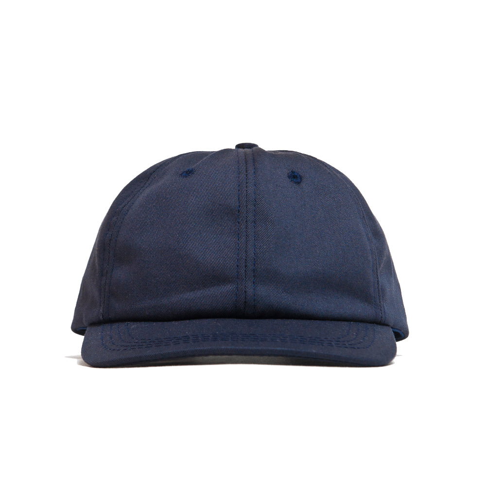 Lost & Found Canvas Baseball Hat Navy at shoplostfound, front