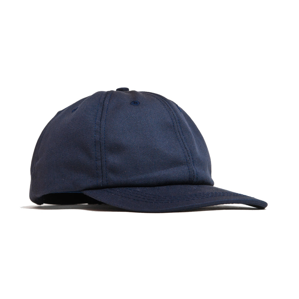 Lost & Found Canvas Baseball Hat Navy at shoplostfound, 45