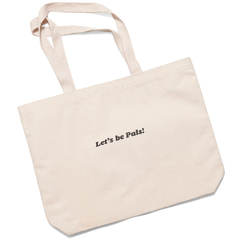 Lost & Found Canvas Tote Bag Natural