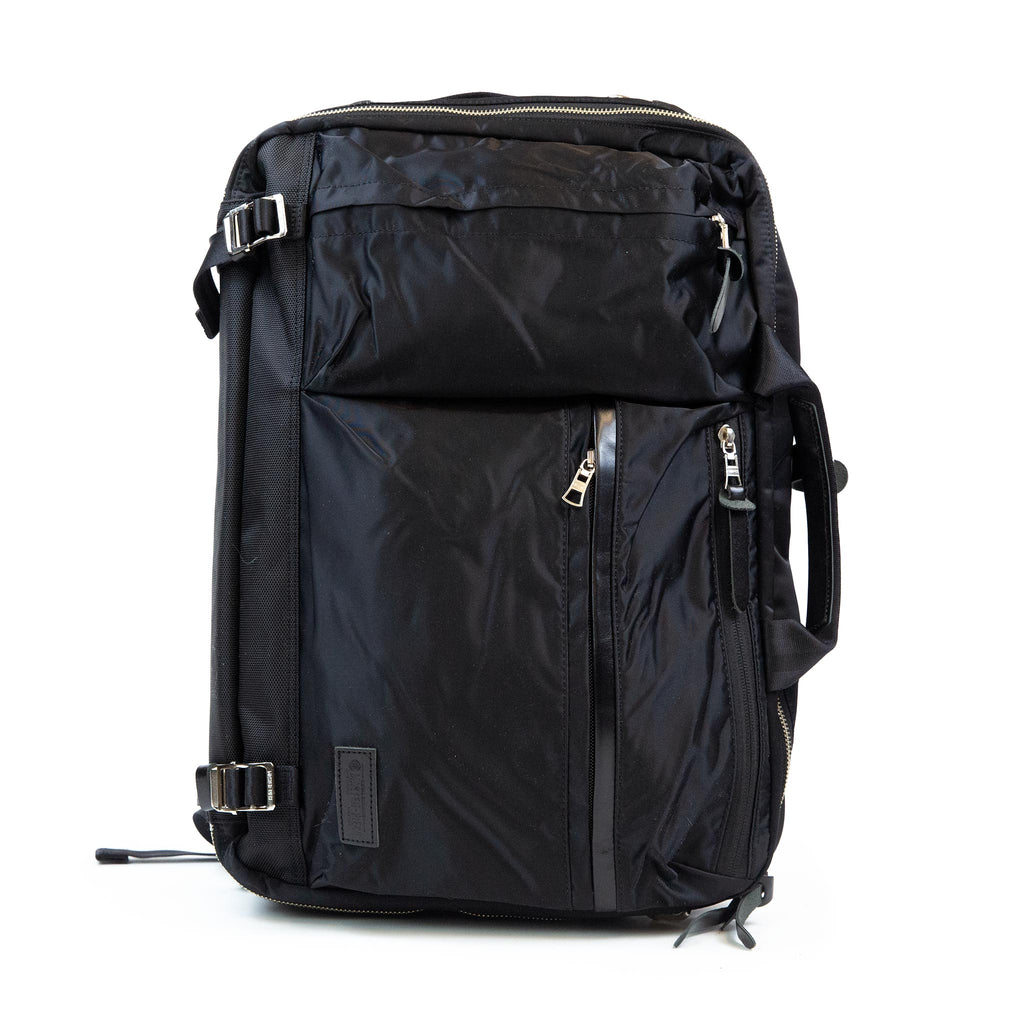 master-piece Lightning 2 Way Backpack Black