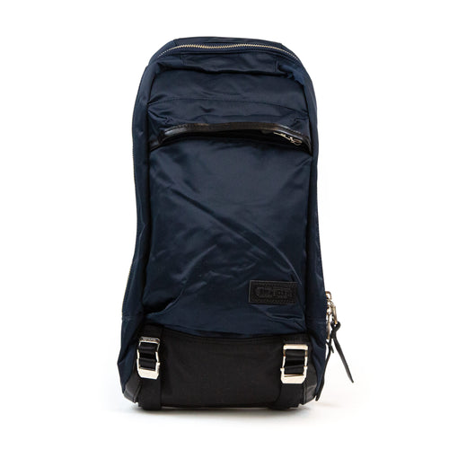 master-piece Lightning Shoulder Bag Navy