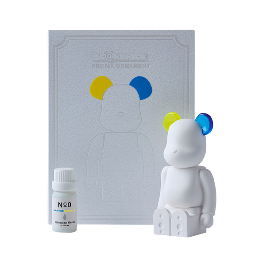 medicom-toy-aroma-ornament-no-0-colour-double-yellow-x-blue-bearbrick-box
