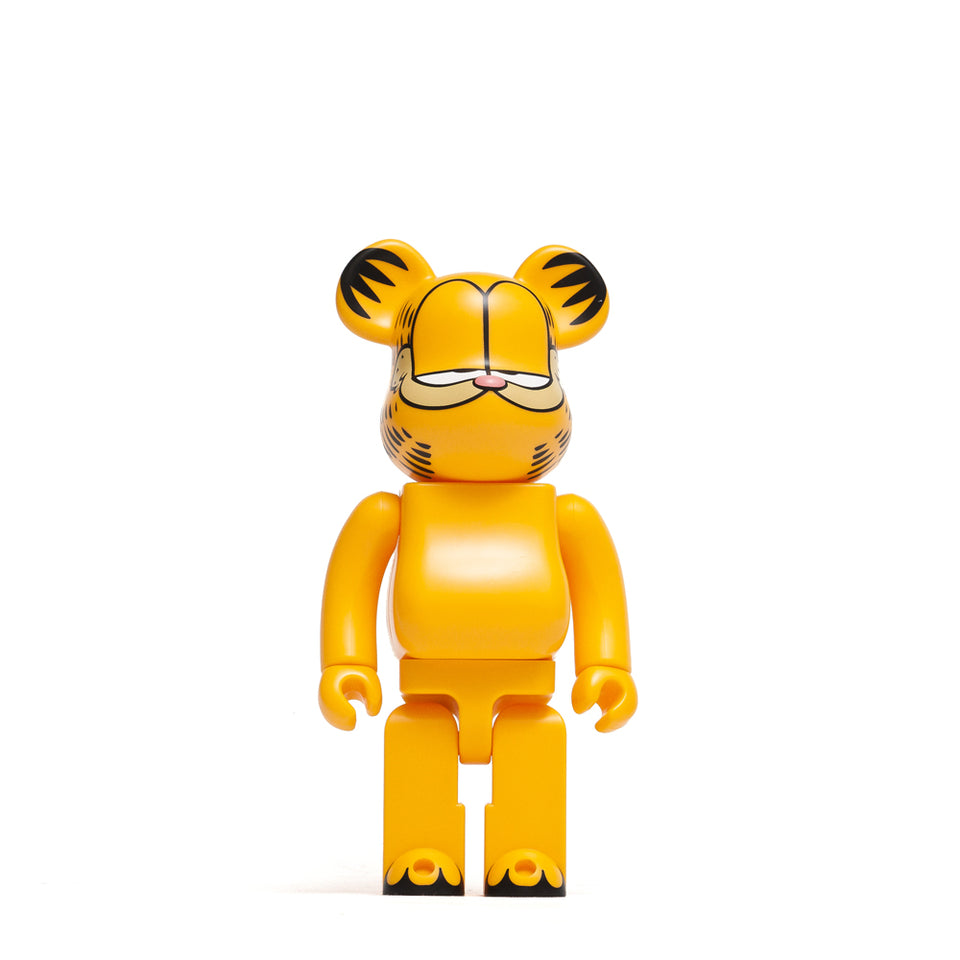 Medicom Toy x Garfield 400% Bearbrick at shoplostfound, front