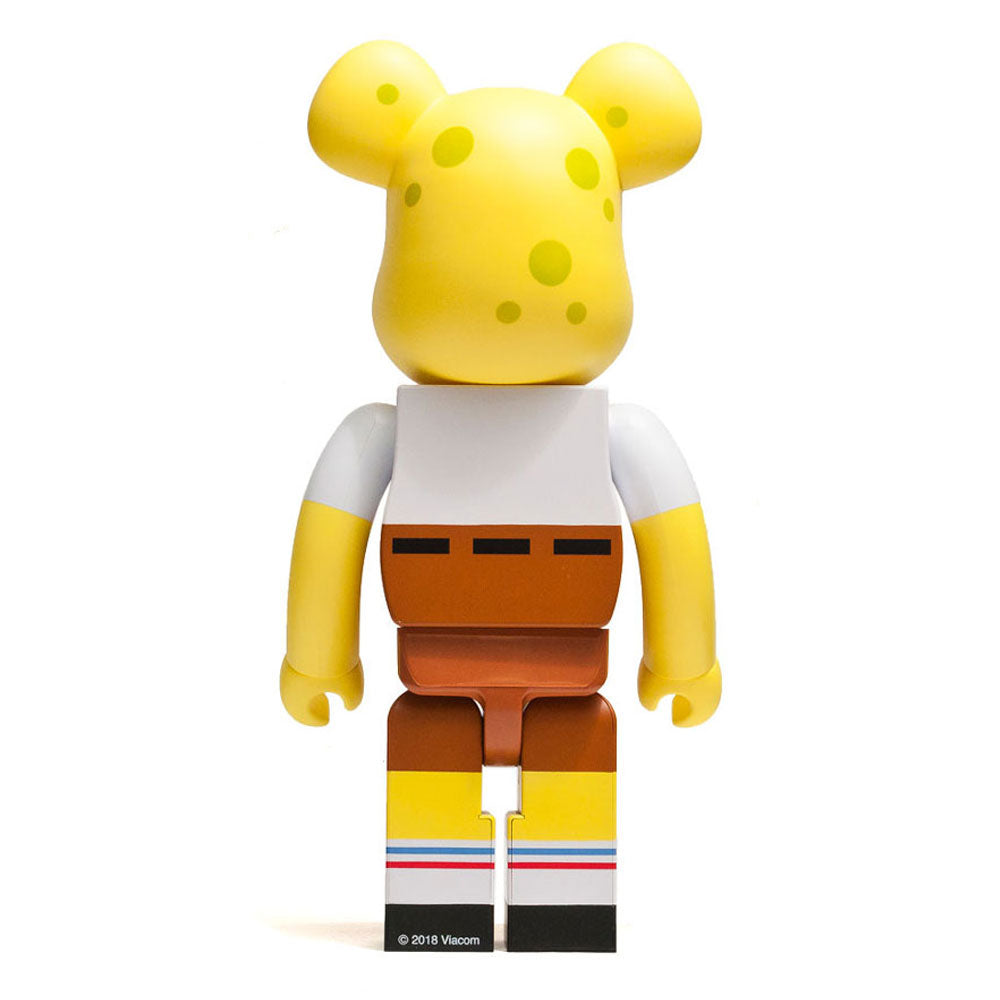 Medicom Toy x SpongeBob SquarePants 1000% Bearbrick  at shoplostfound, back