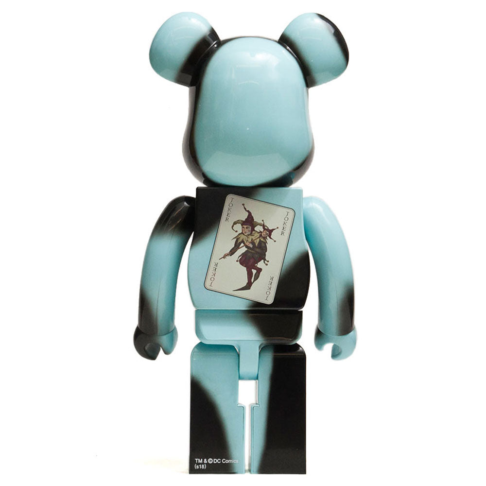 Medicom Toy x The Joker - Why So Serious? 1000% Bearbrick at shoplostfound, back