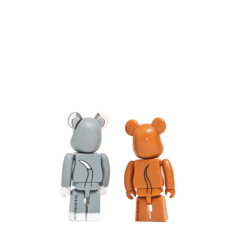 Medicom Toy x Tom & Jerry 100% Bearbrick shoplostfound 1