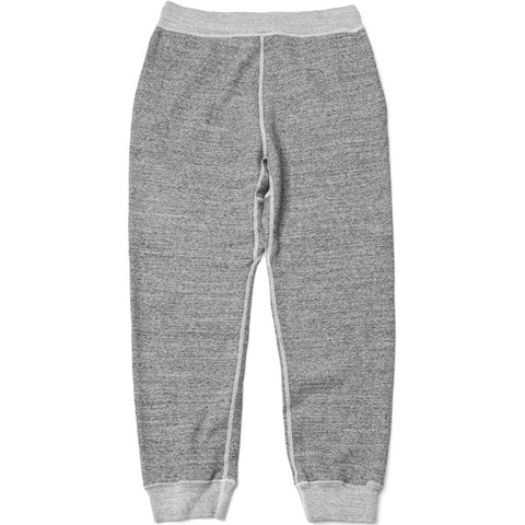 National Athletic Goods Gym Pant Dark Grey at shoplostfound in Toronto, front