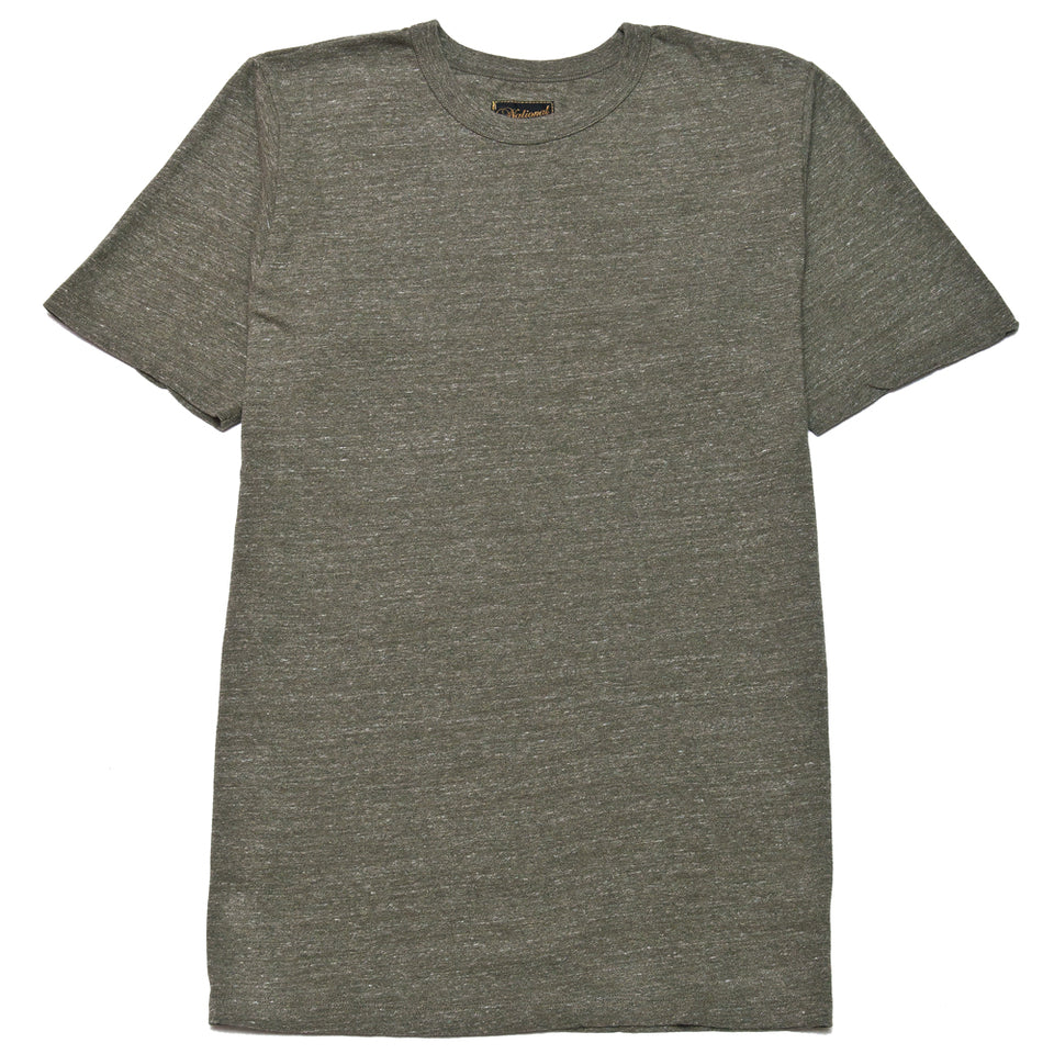 National Athletic Goods Tee Sage at shoplostfound, front