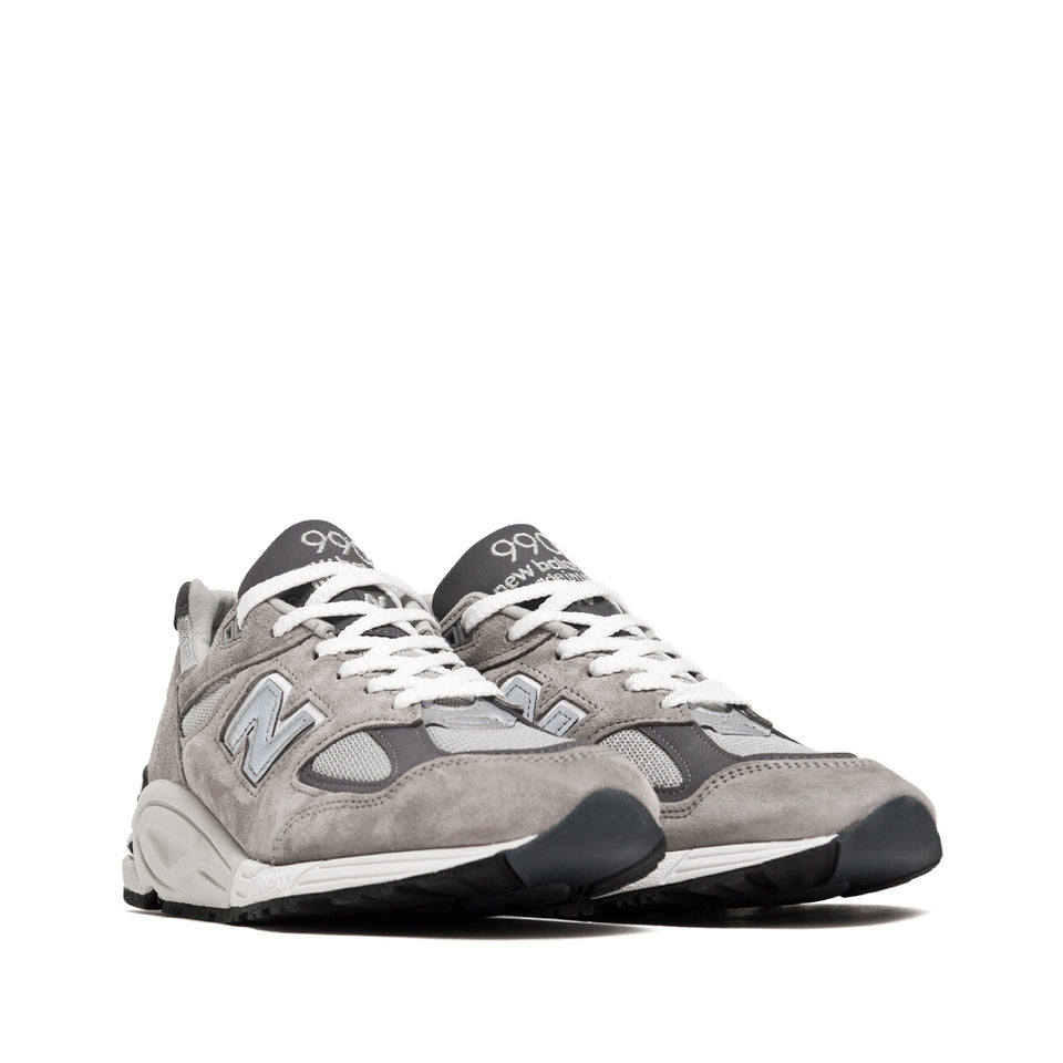 New Balance M990GR2 Grey at shoplostfound, 45