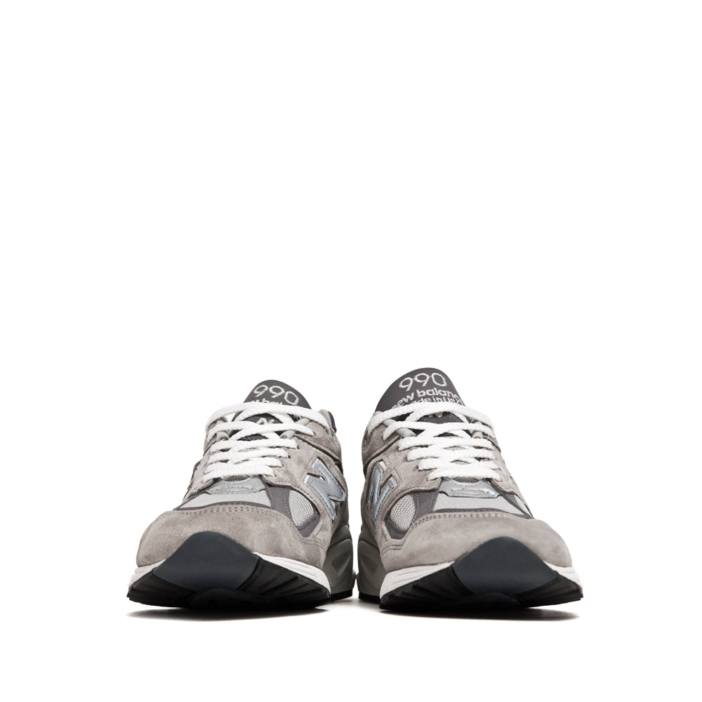 New Balance M990GR2 Grey at shoplostfound, front