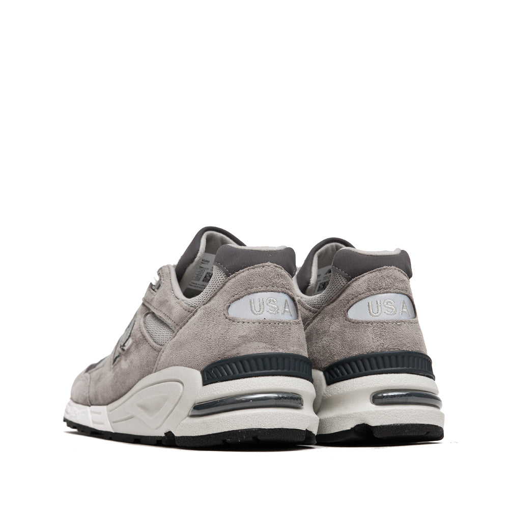New Balance M990GR2 Grey at shoplostfound, back