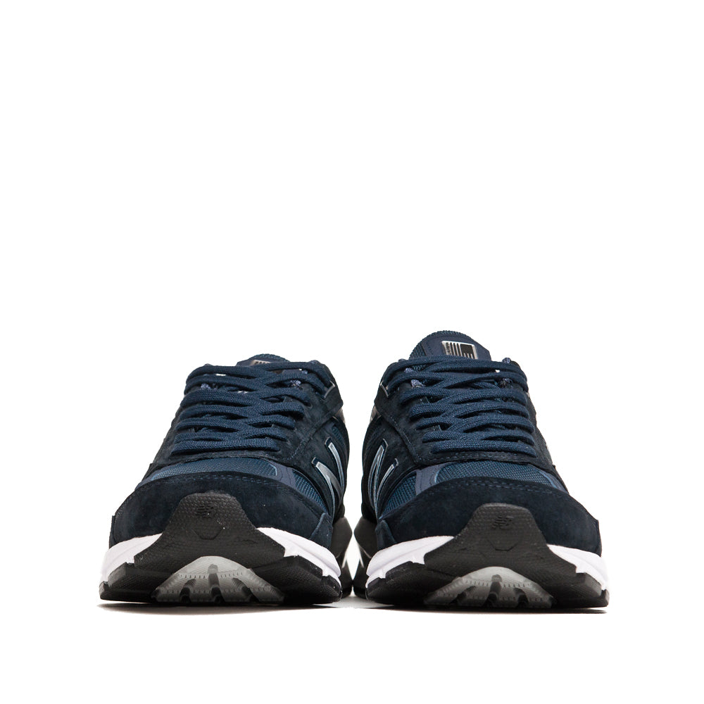 New Balance M990NV5 Navy at shoplostfound, front