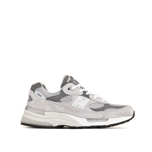 New Balance M992GR Grey shoplostfound side