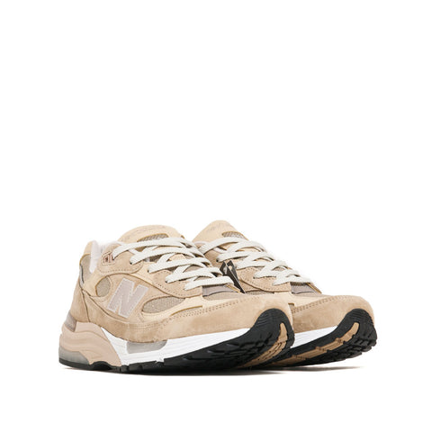 New Balance M992TN Tan shoplostfound side