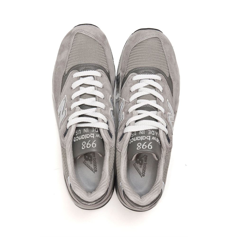 New Balance M998 Grey at shoplostfound, top