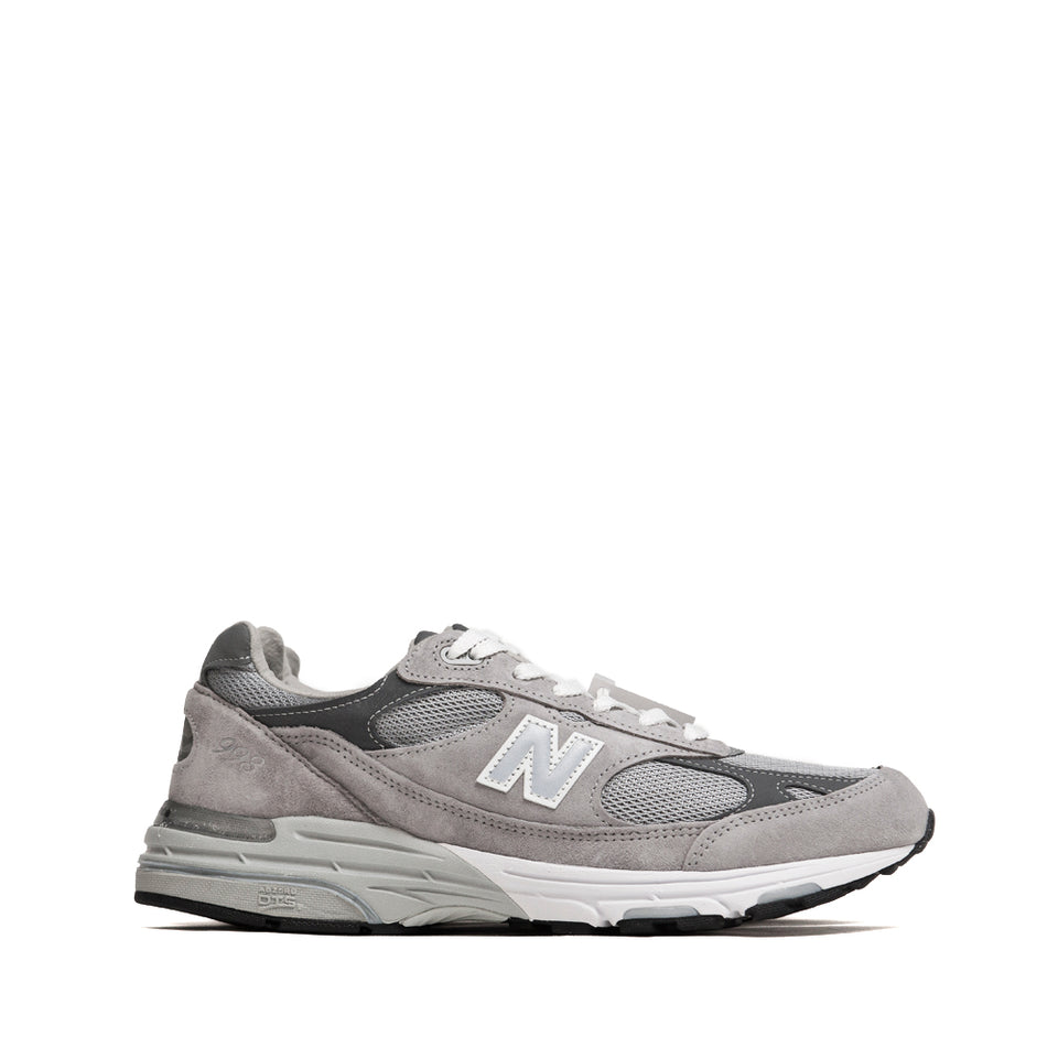 New Balance MR993GL Grey at shoplostfound, side