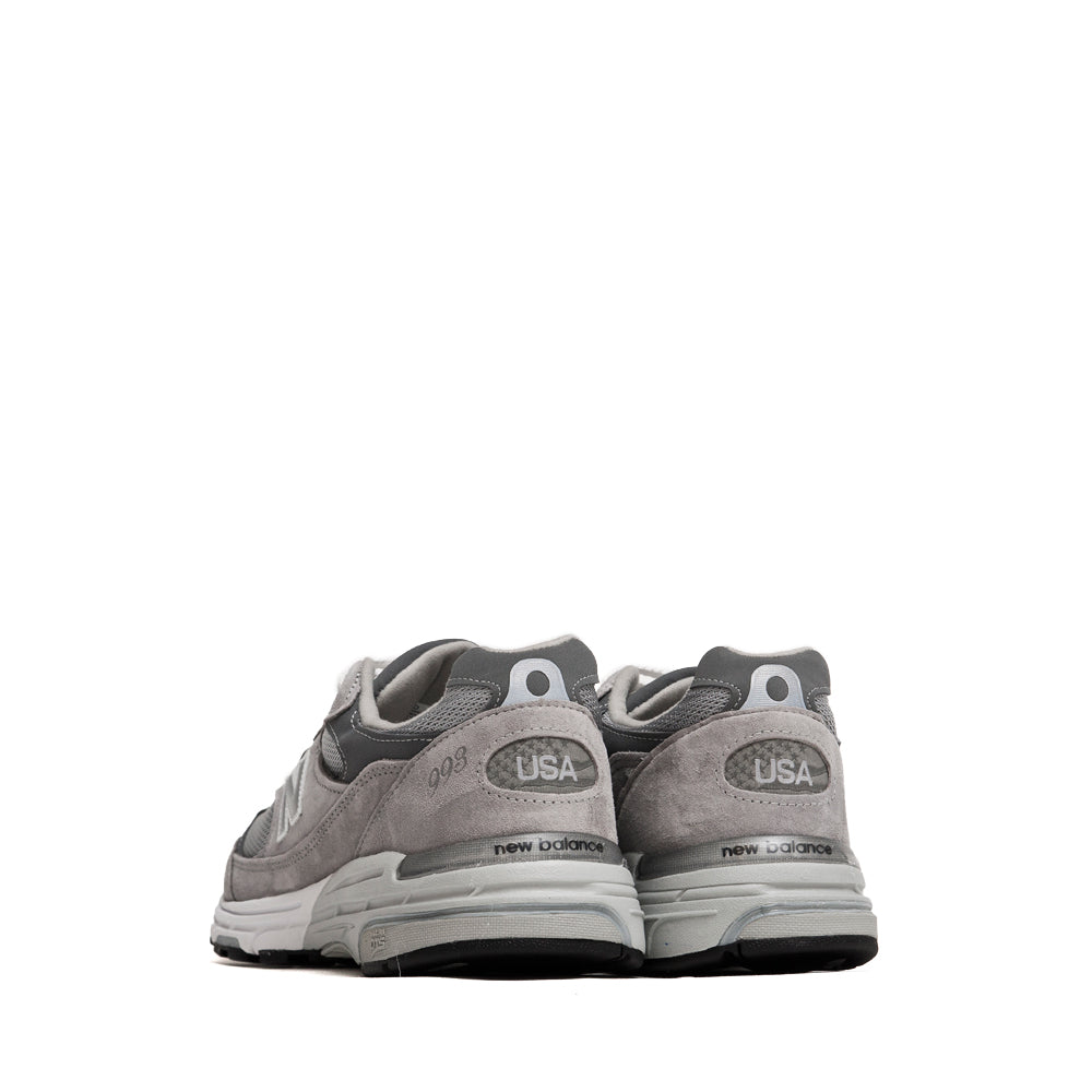 New Balance MR993GL Grey at shoplostfound, back