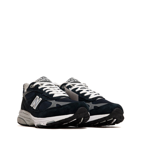 New Balance MR993NV Navy at shoplostfound, side