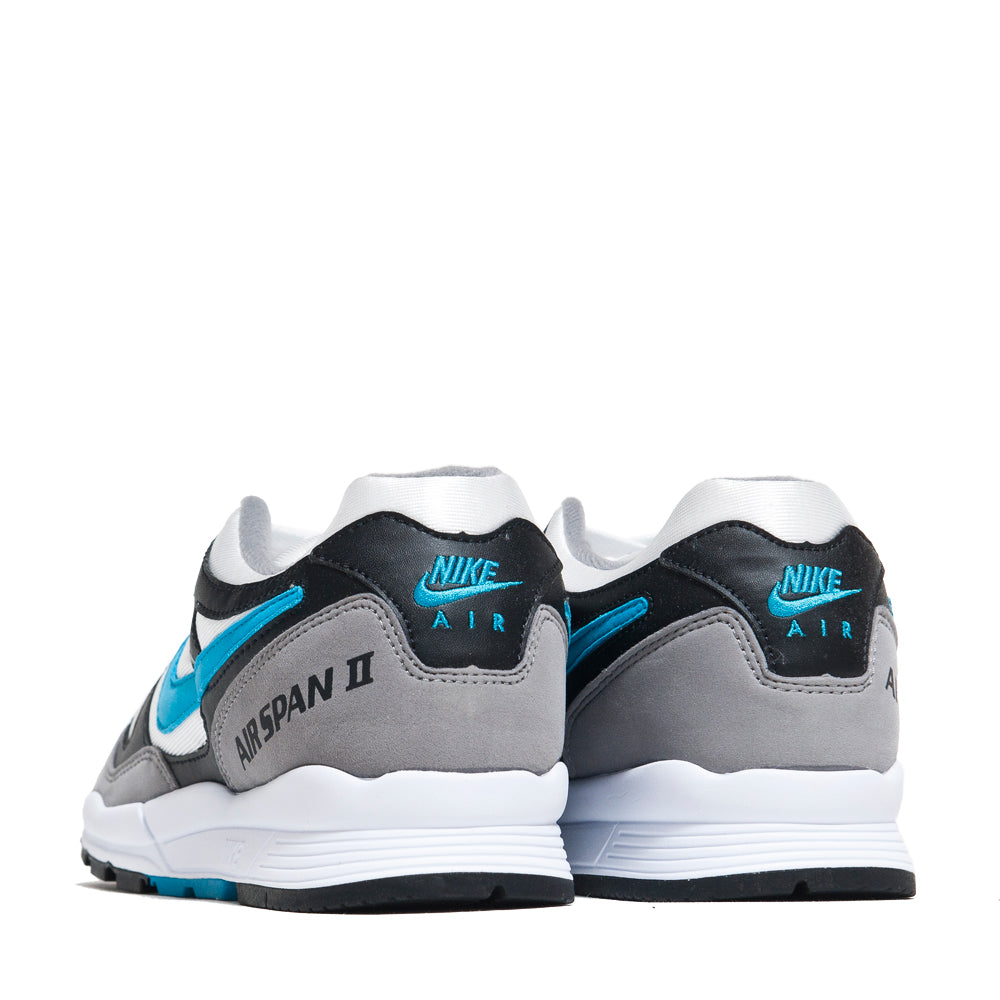 Nike Air Span II Laser Blue at shoplostfound, back