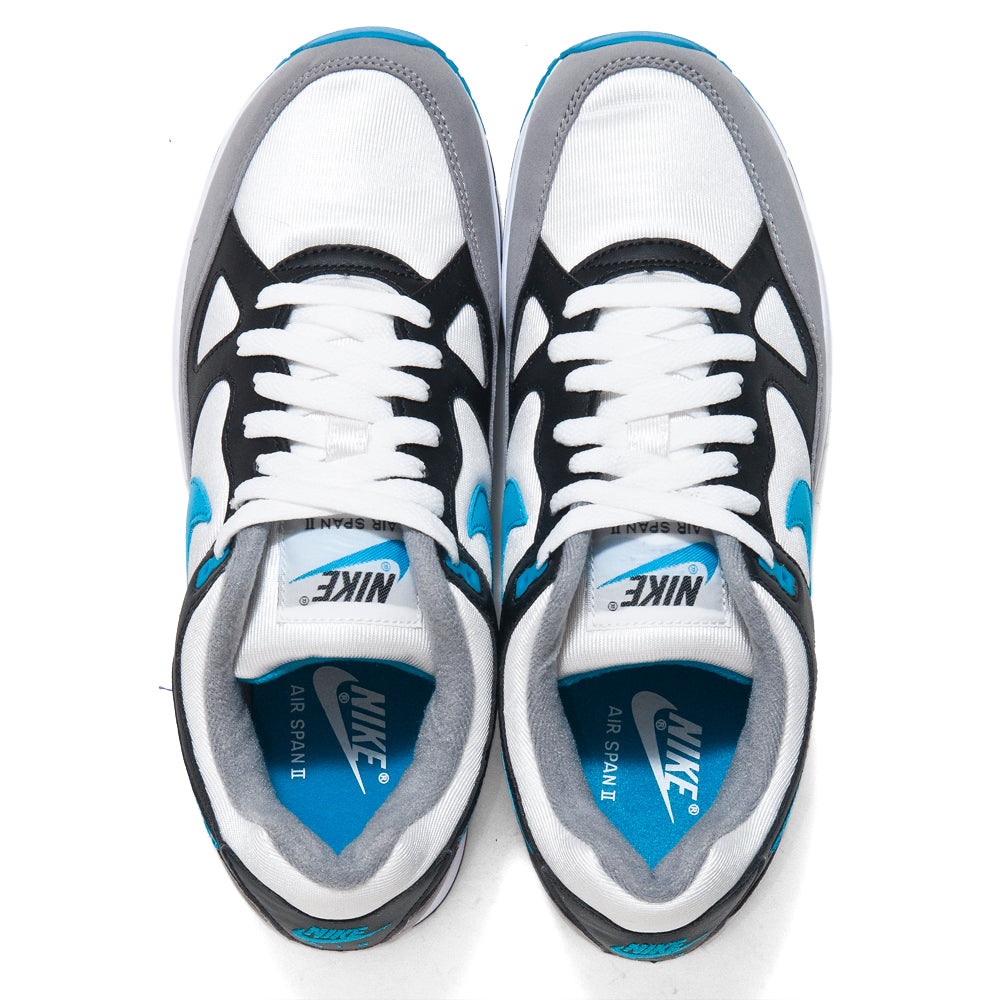 Nike Air Span II Laser Blue at shoplostfound, top