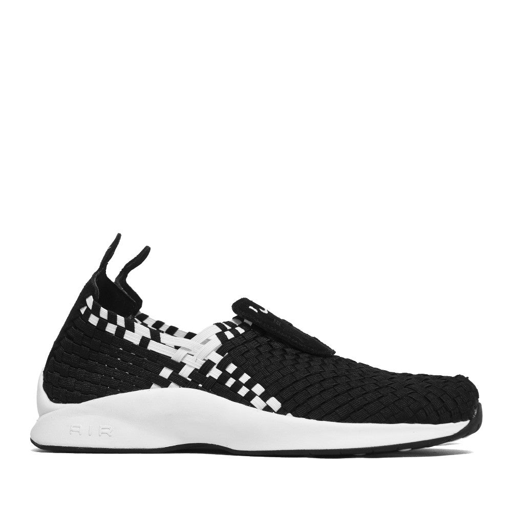 Nike Air Woven Black/White at shoplostfound, side