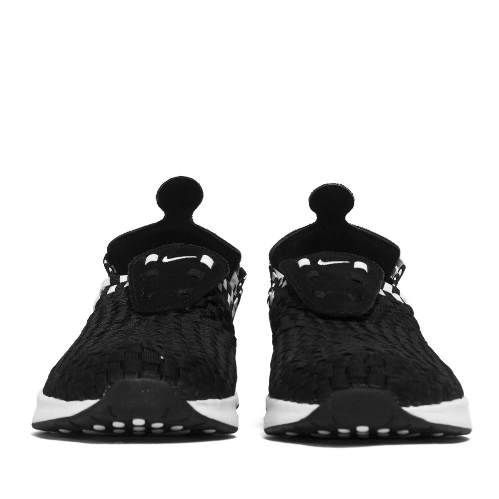 Nike Air Woven Black/White at shoplostfound, front