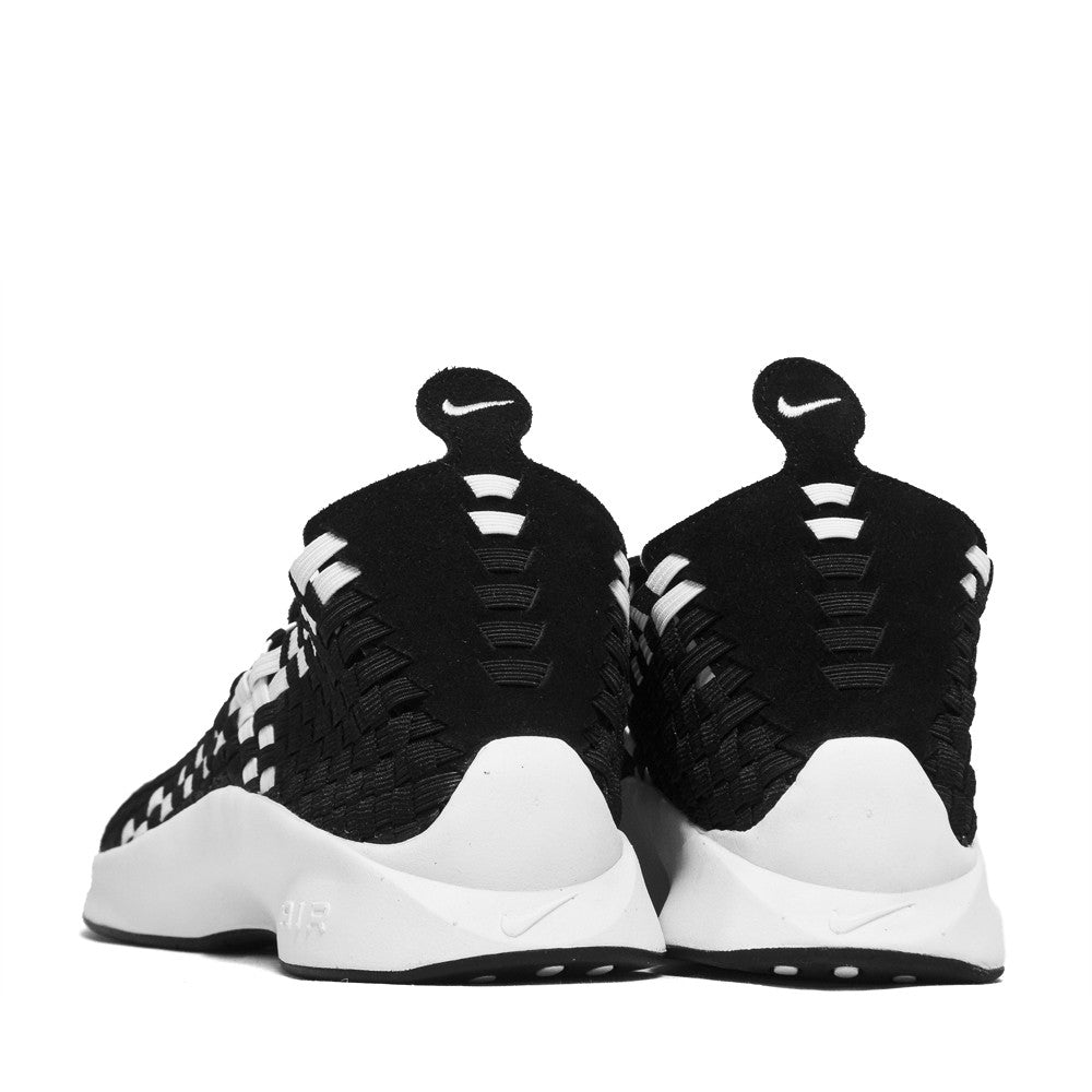 Nike Air Woven Black/White at shoplostfound, back
