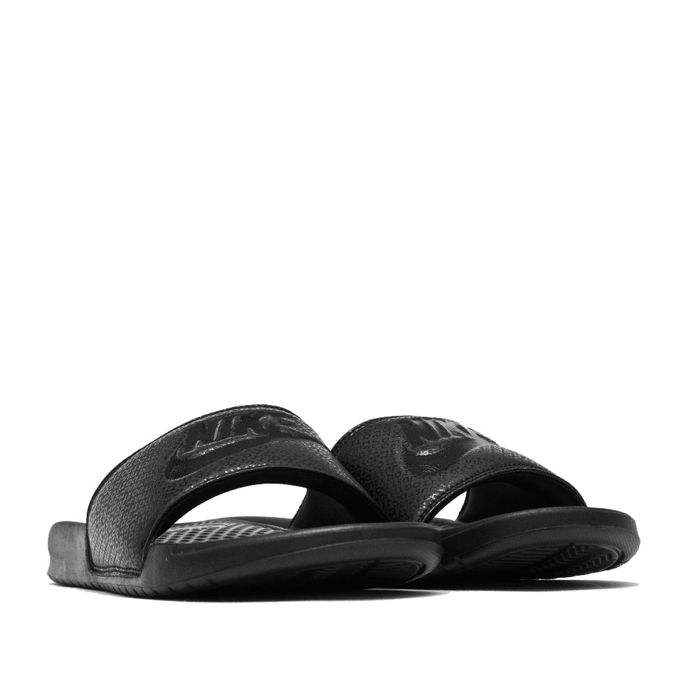 Nike Benassi JDI Black/Black at shoplostfound, 45