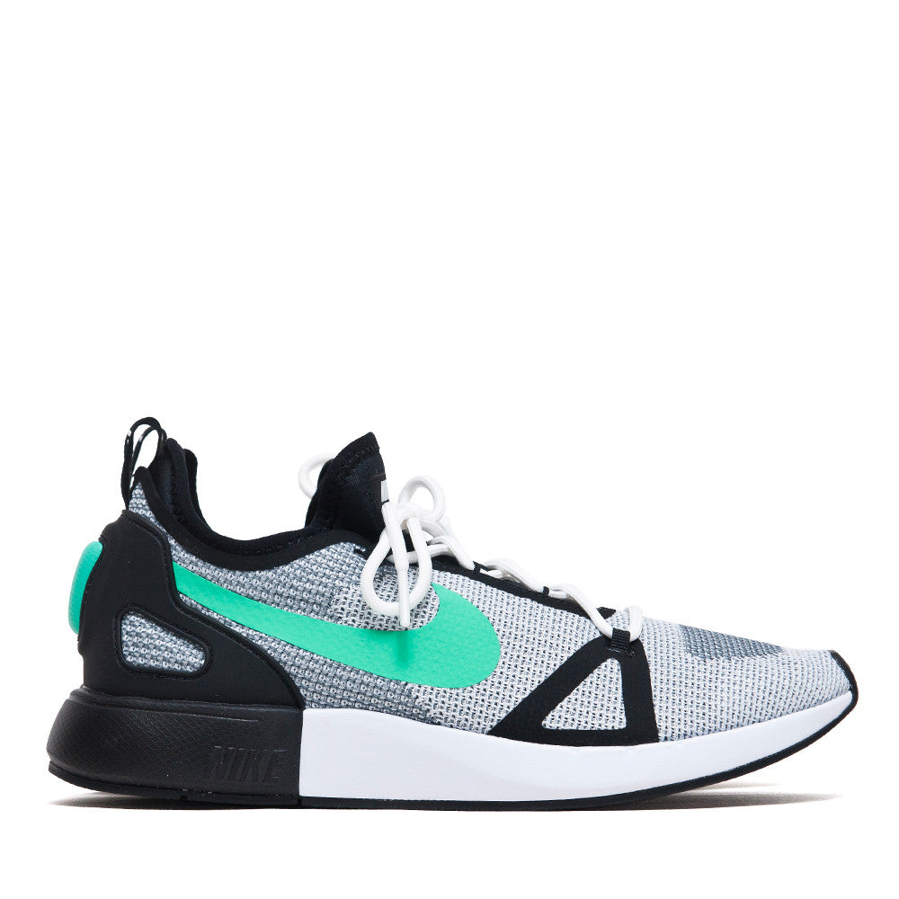 Nike Duel Racer White/Menta/Black at shoplostfound, side