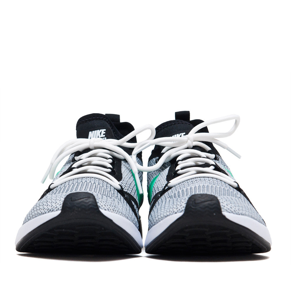 Nike Duel Racer White/Menta/Black at shoplostfound, front