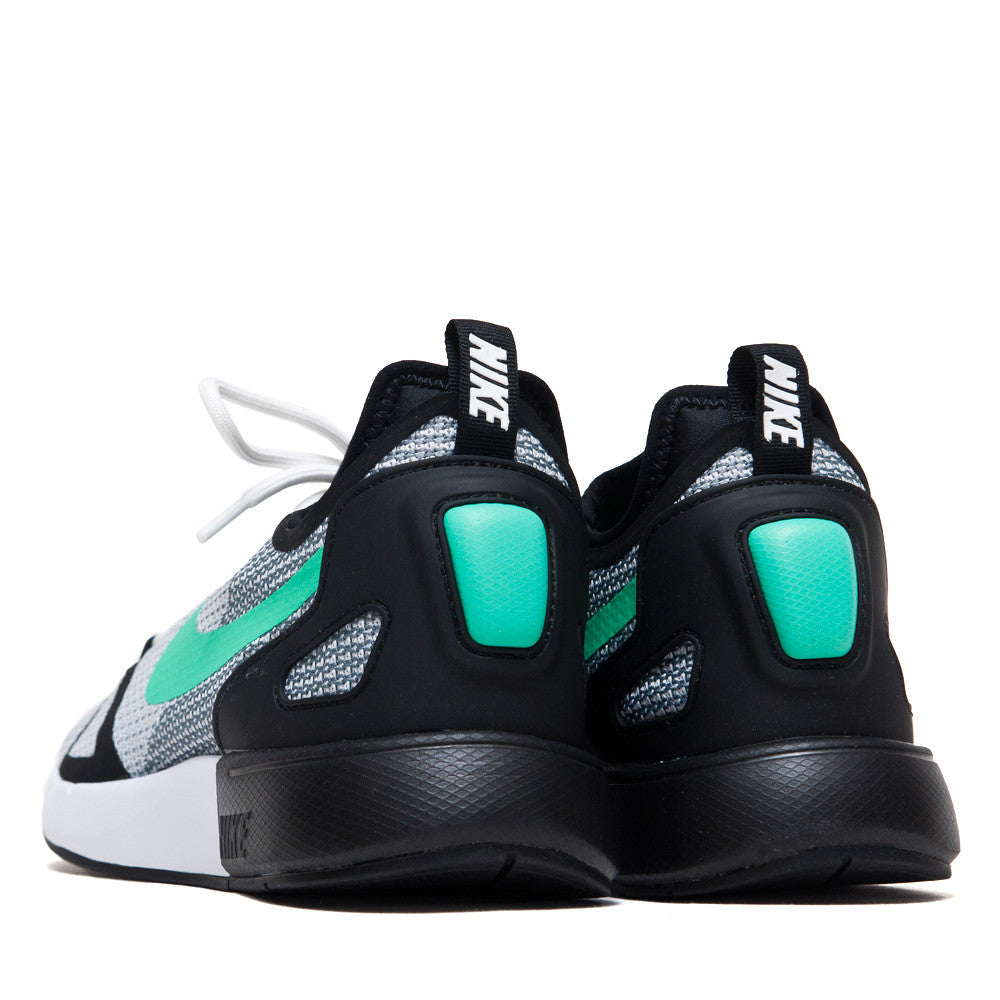 Nike Duel Racer White/Menta/Black at shoplostfound, back