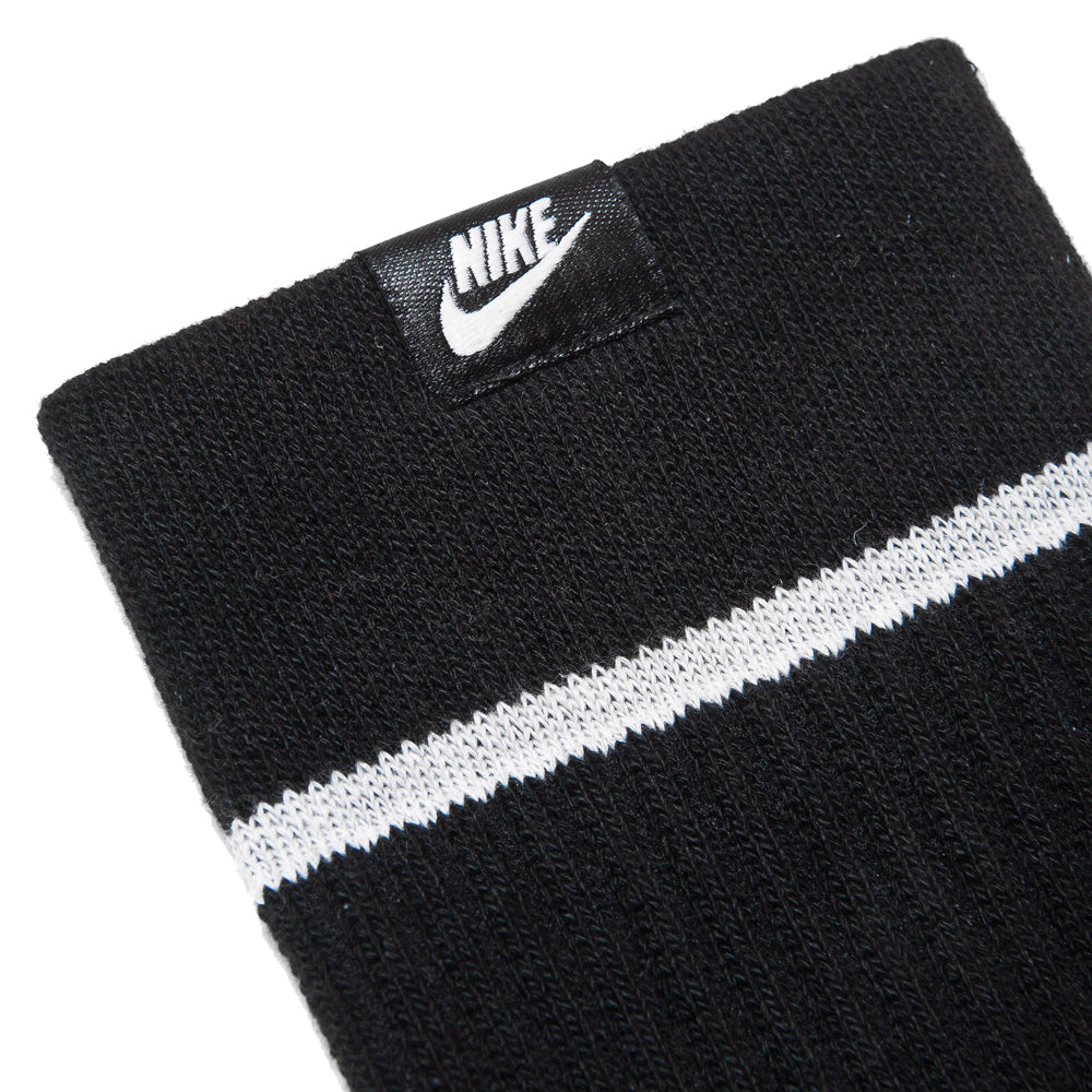 Nike Essential Socks Black/White at shoplostfound, details